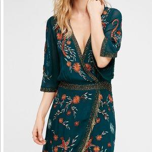 ISO of Midnight City Midi Dress.